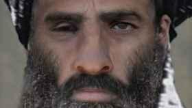 El talibán Mullah Omar.