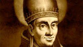 Imagen de San Inocencio, papa nº 40 de la Iglesia Católica