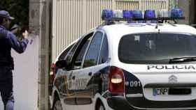 Agente de la Policía Nacional. Foto: EFE
