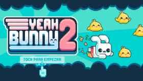 Impresionante juego de plataformas con estilo runner: Yeah Bunny 2