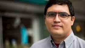 El periodista y activista Luis Carlos Díaz.