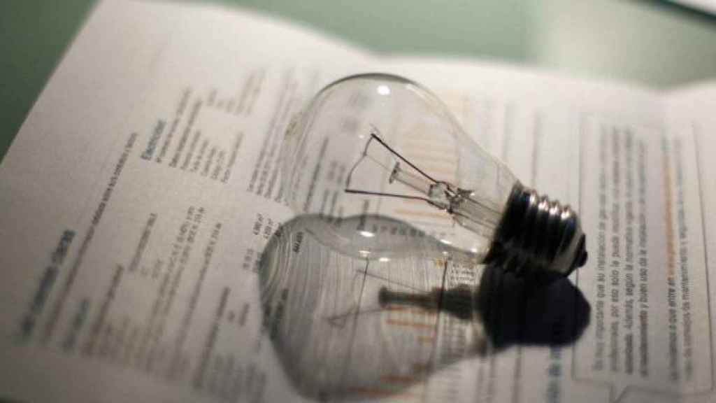 La factura eléctrica, un 4% más cara a partir de abril