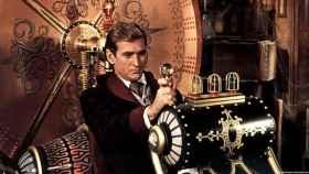 Fotograma de la película El tiempo en sus manos.