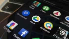 Google Drive se actualiza y recibe el nuevo diseño Material