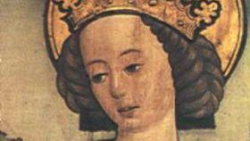 Imagen de Santa Matilde de Ringelheim