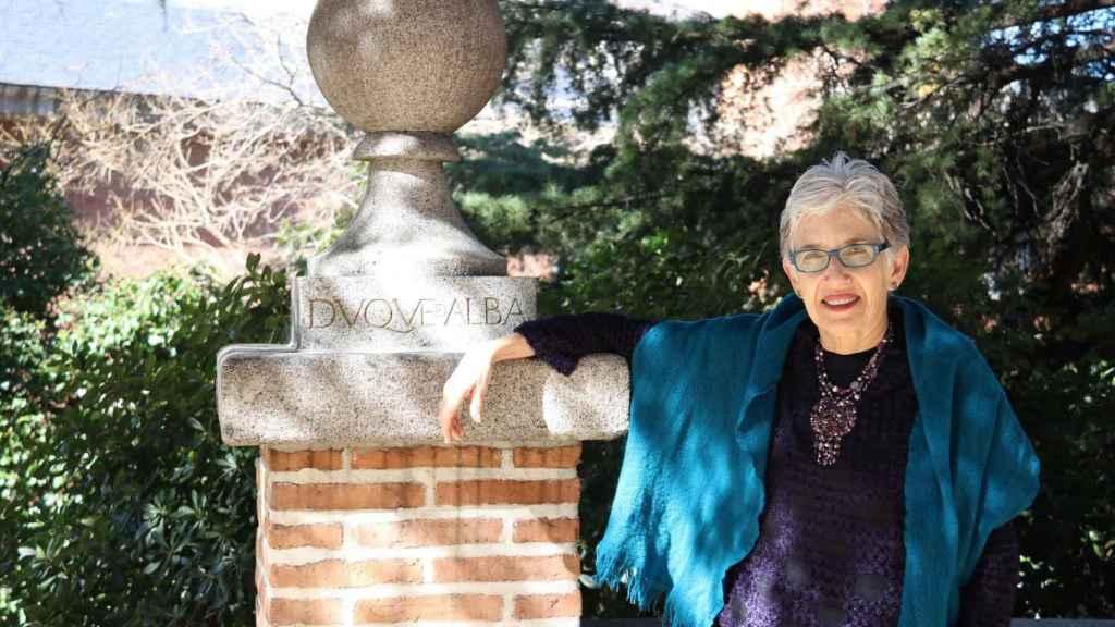 Dava Sobel, autora del libro 'El universo de cristal'.