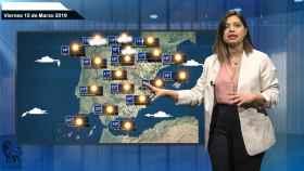El tiempo: pronóstico para el viernes 15 de marzo