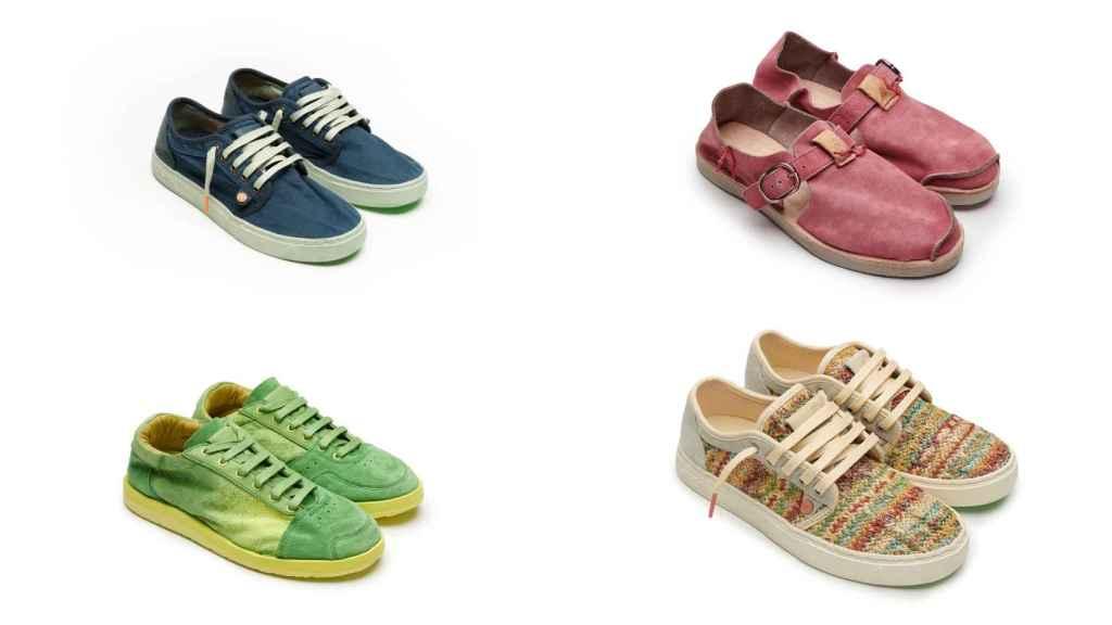 Zapatos de la firma Satorisan.