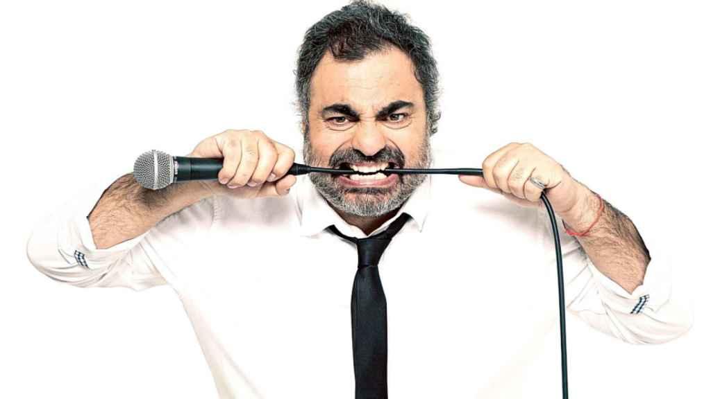 El humorista argentino Roberto Moldavsky.