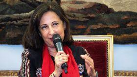 Margarita Robles, en un acto reciente.