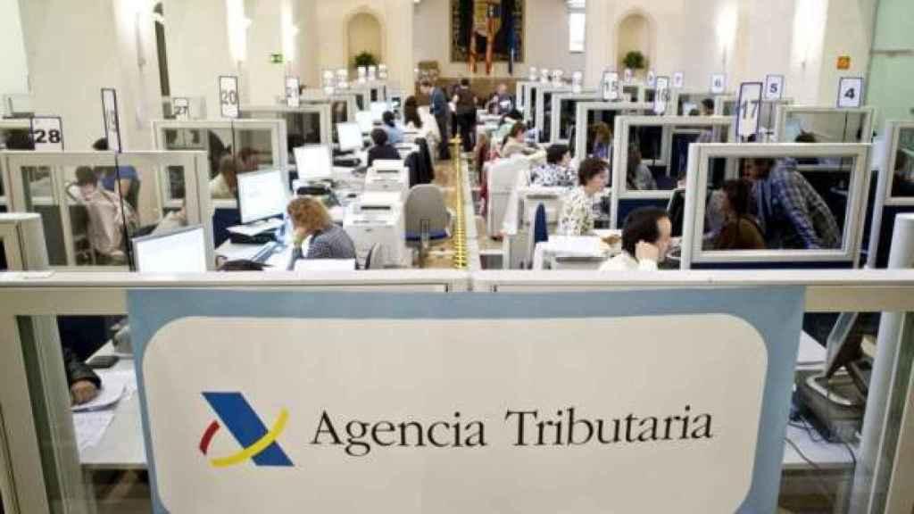 Delegación de la Agencia Tributara