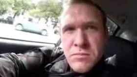Brendon Tarrant, autor de la masacre de Nueva Zelanda.
