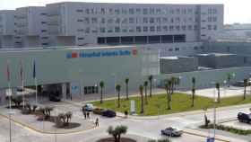 El hospital Infanta Sofía de San Sebastián de los Reyes.