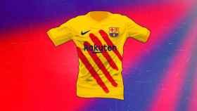 La cuarta equipación del Barcelona. Foto: sport.es
