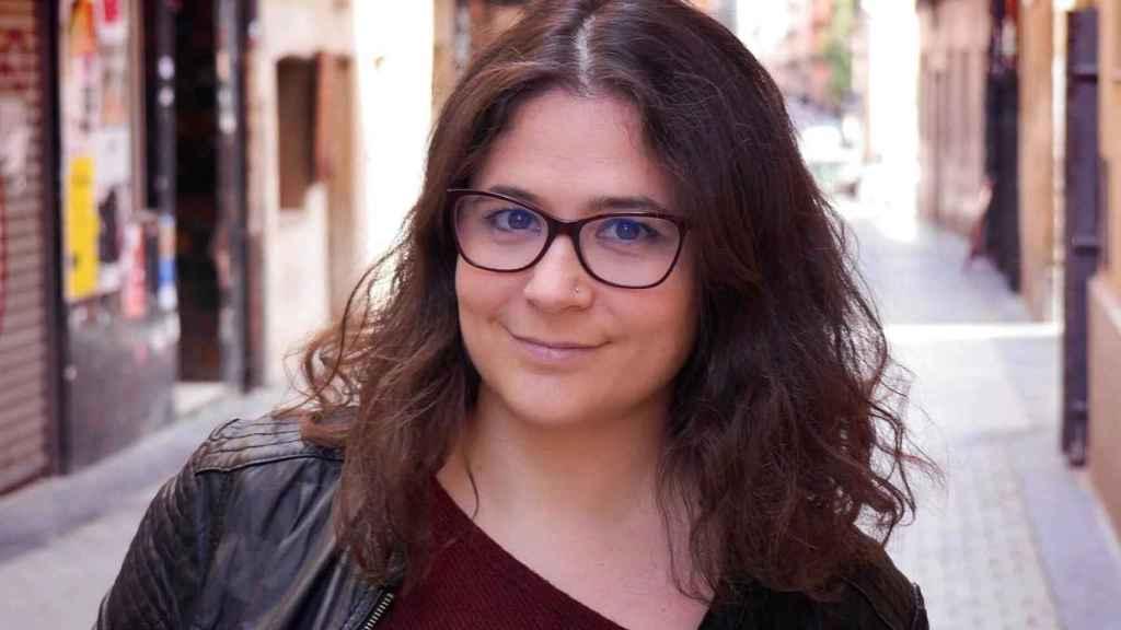 Raquel Romero Alonso, cabeza de lista de Podemos en las autonómicas de La Rioja.