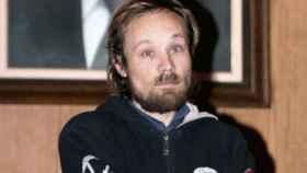 El periodista alemán Billy Six en 2013.