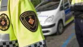 Imagen de archivo de la Guardia Urbana de Barcelona.