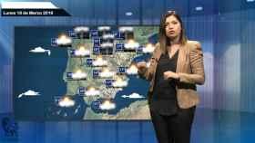 El tiempo: pronóstico para el lunes 18 de de marzo