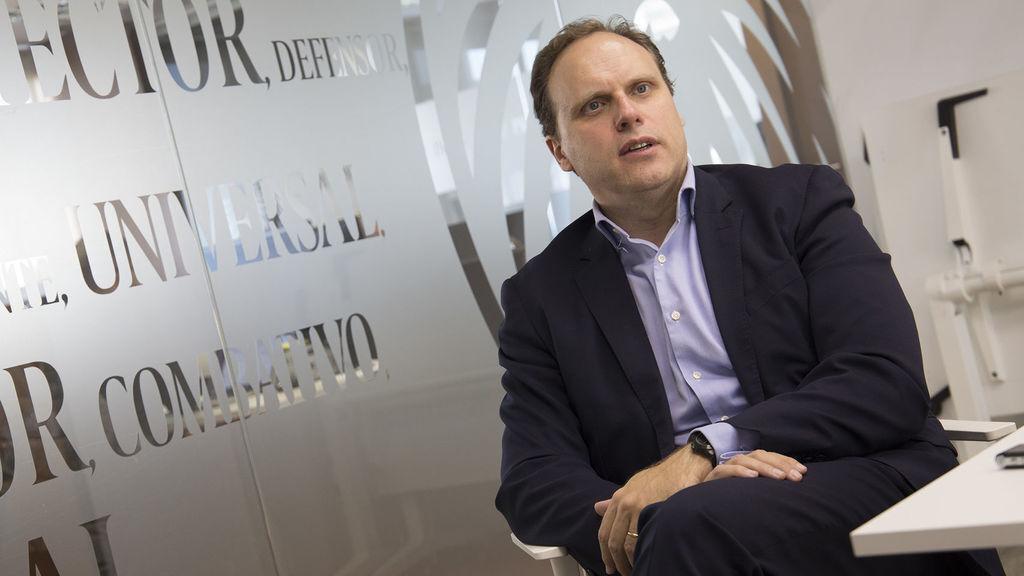 El columnista de Invertia, Daniel Lacalle