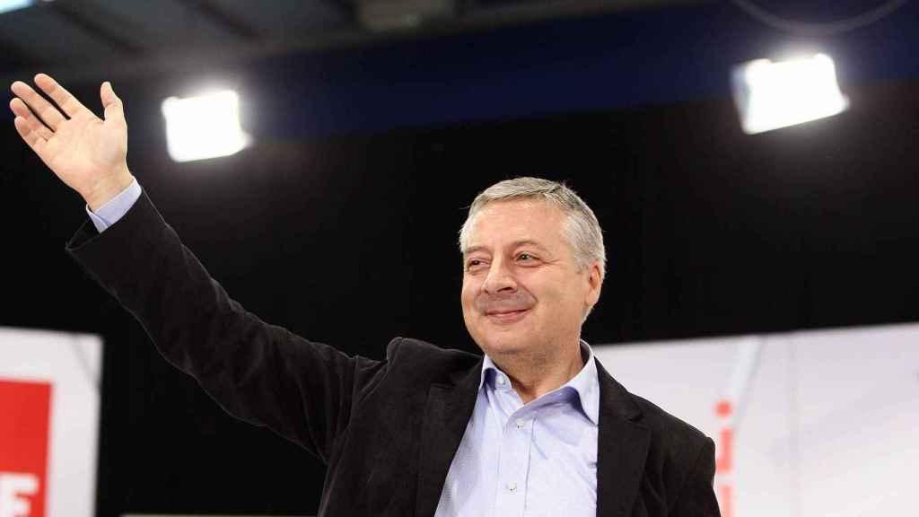 El exministro de Fomento, José Blanco.