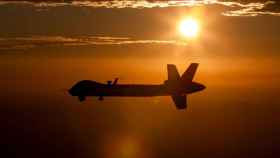 Uno de los nuevos drones del Ejército del Aire.