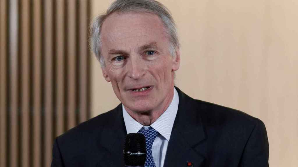 Jean-Dominique Senard, presidente de Renault.