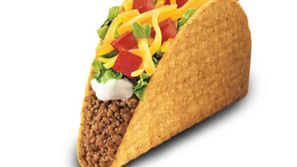 Crunchy Taco de Taco Bell