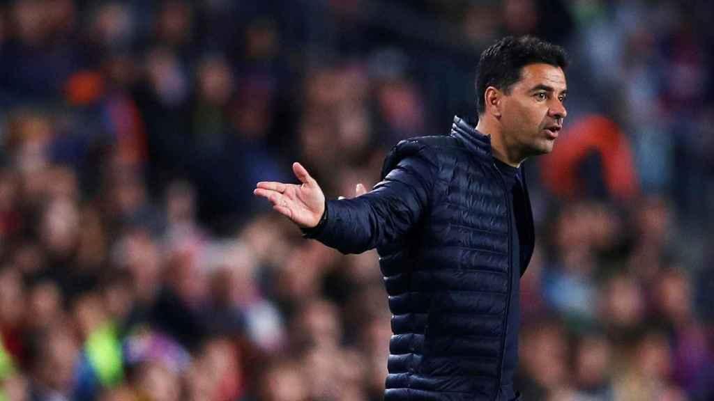 Michel, destituido como entrenador del Rayo Vallecano