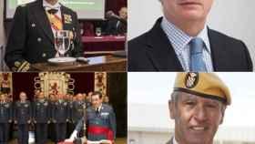 Un histórico del PP en Valencia y tres militares, las nuevas cabezas de lista de Vox
