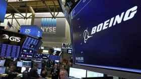 Boeing en Wall Street.
