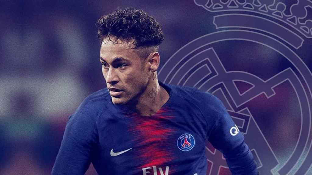 Neymar espera al Real Madrid