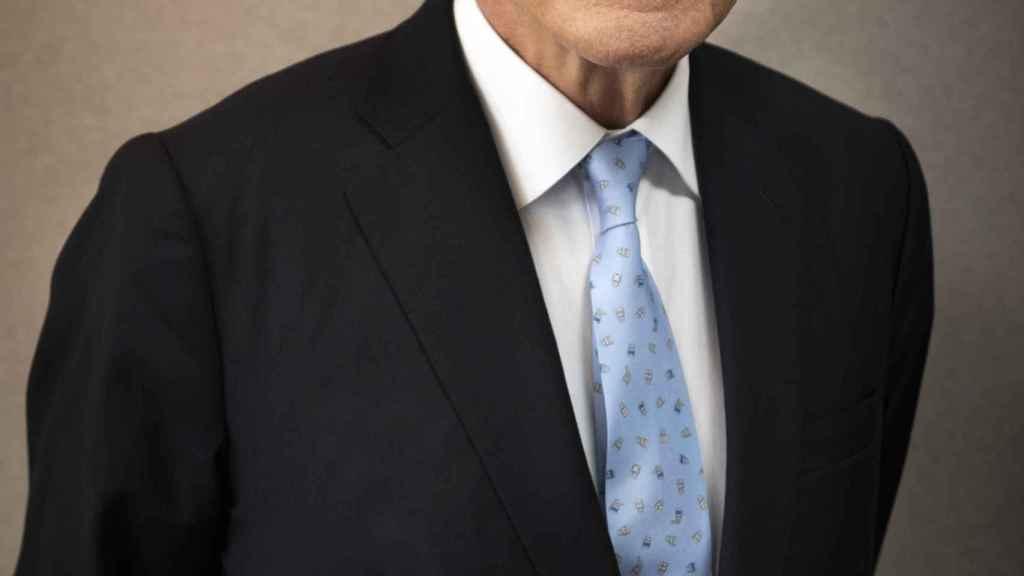 Isidro Fainé, presidente de CriteriaCaixa.