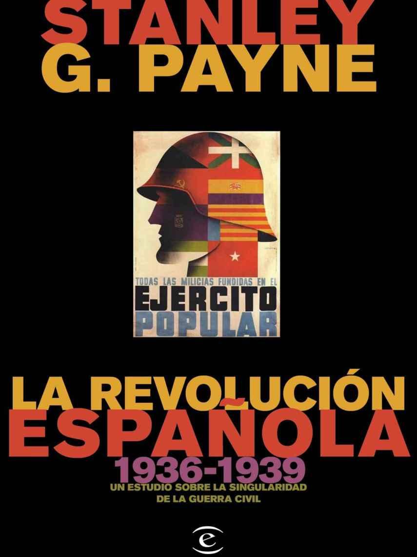 Portada de 'La revolución española 1936-1939'