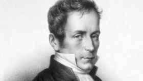 El médico francés René Laënnec.