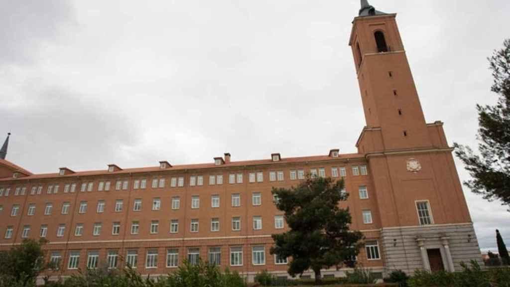 Seminario Diocesano de Ciudad Real.