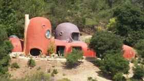 La casa de los Picapiedra, en Hillsborough, California.