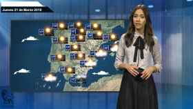 El tiempo: pronóstico para el jueves 21 de marzo
