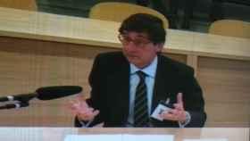 José Ignacio Goirigolzarri, presidente de Bankia, declara como testigo en el juicio de Bankia.