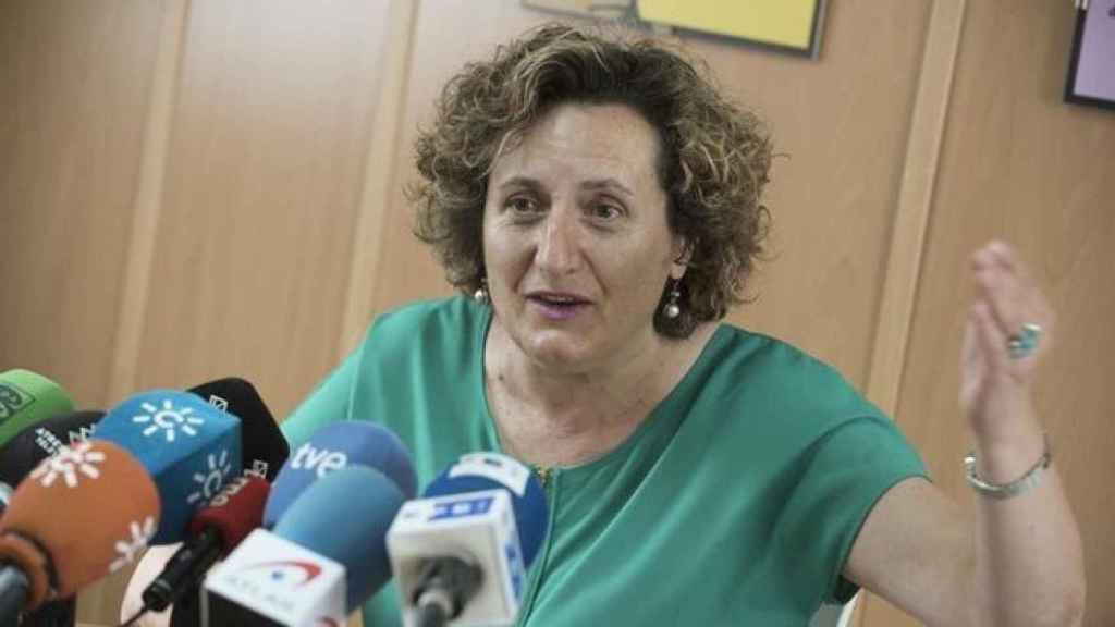 Francisca Granados, asesora de Juana Rivas y directora del Centro de la Mujer de Maracena (Granad).