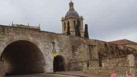 muralla ciudad rodrigo