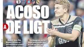 Portada Mundo Deportivo (21/03/19)