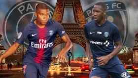 PSG - París FC