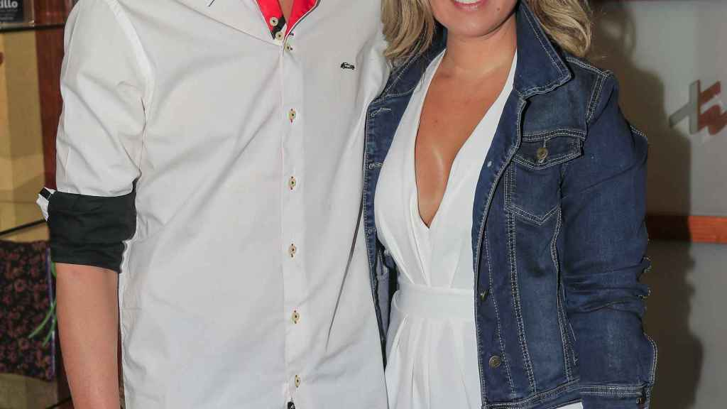 Jesulín de Ubrique y María José Campanario en Cuenca.