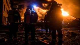 Al menos 44 muertos tras la explosión de un polígono industrial químico en China