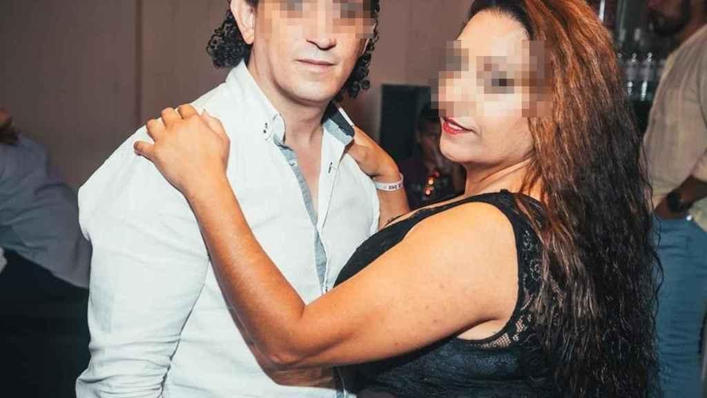 Julio Montemayor, el presunto estafador, y la que era su pareja, Herminia N., quien habría actuado en connivencia con él.