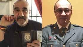 Paco Alcalá y Pedro García.