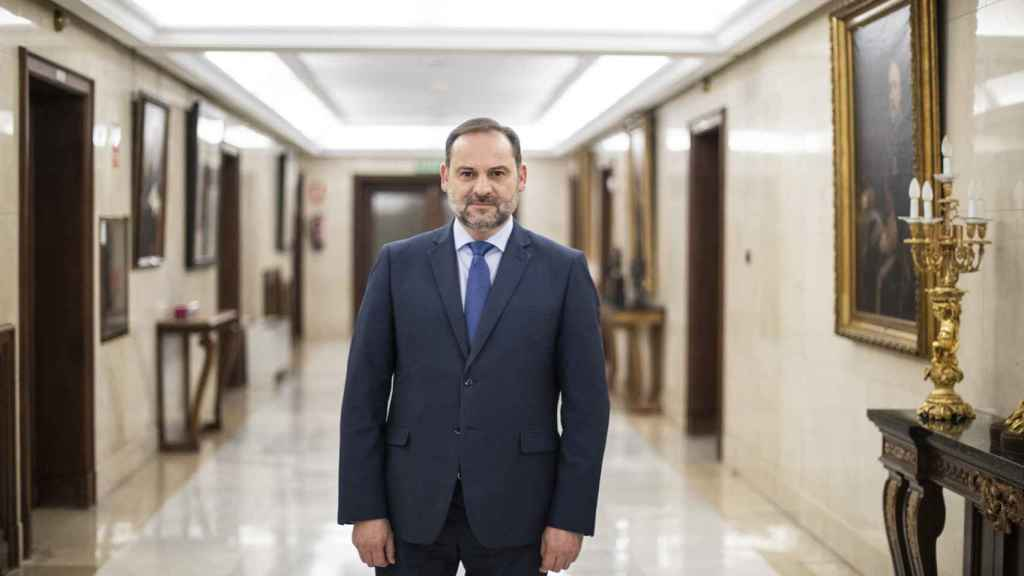 José Luis Ábalos fue clave en la elección de Sánchez como presidente en la moción de censura.