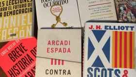 Los 11 mejores libros sobre la Cataluña del procés.