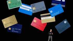 Presentación de la Apple Card.