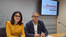 Virginia-Carrera-Gabriel-Risco-Ganemos-Salamanca